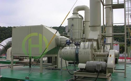 活性炭吸附项目工程