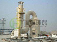 洗涤塔+活性炭吸附设备工程